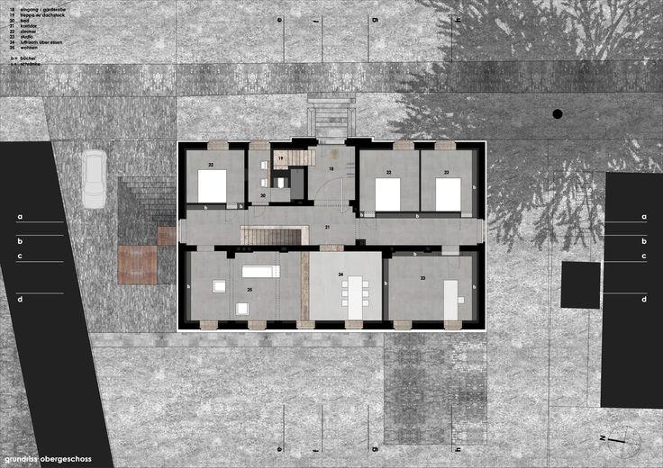 Wespi de Meuron Romeo architects, schlutt und schuldt architekten, Jürgen Holzenleuchter · Umbau und Sanierung Backsteinhaus