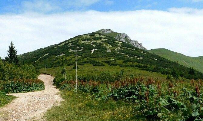 Trasa na Chleb Terchová -   Vrátna dolina, Malá Fatra