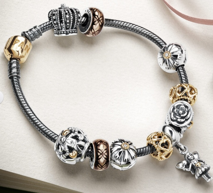 feature romantic pandora designs