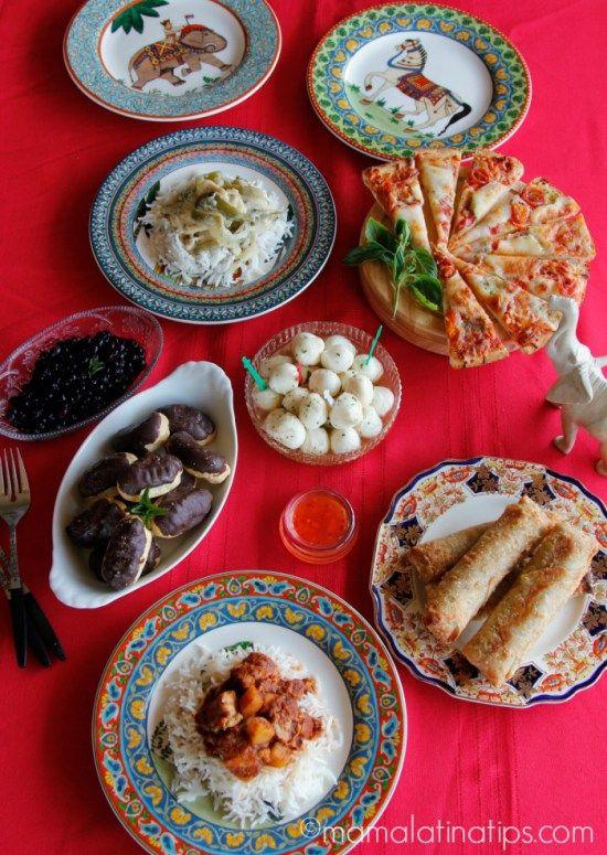 World Cuisine Wednesday