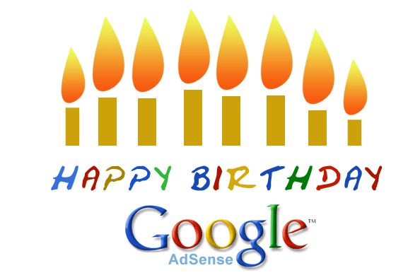 This is a day of celebration not only because of your special day Google. It is also the day we give thanks for having you in our lives. You are a blessing Google.