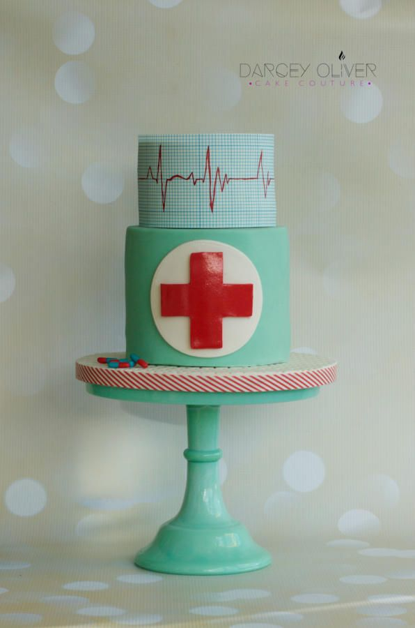 Doctor Doctor by Darcey Oliver Cake Couture