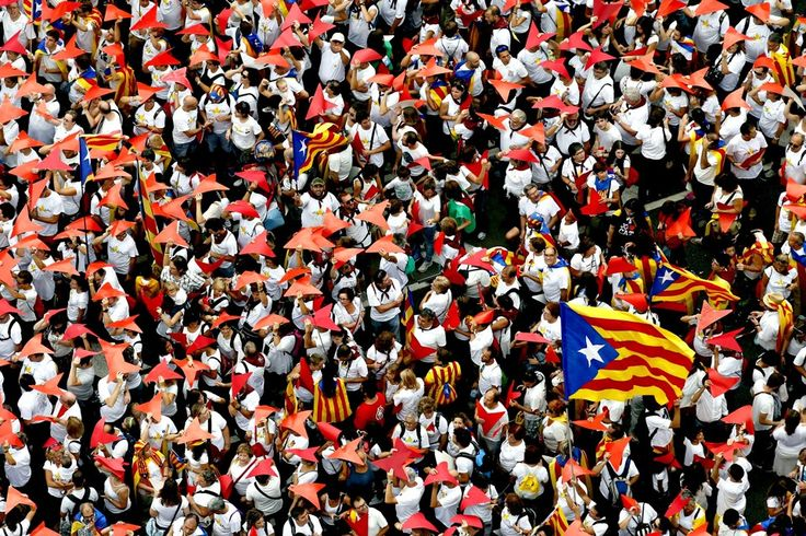 Catalonia Independence Vote: How the Catalan Language Survived A Ban - The Atlantic