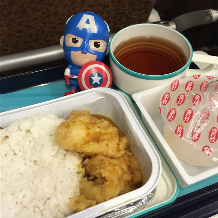 Menu : Fish with sweet&sour sauce & nata de coco from Garuda Indonesia airlines, route from Jakarta to Medan. This photo was  taken on the 1 July 2015.