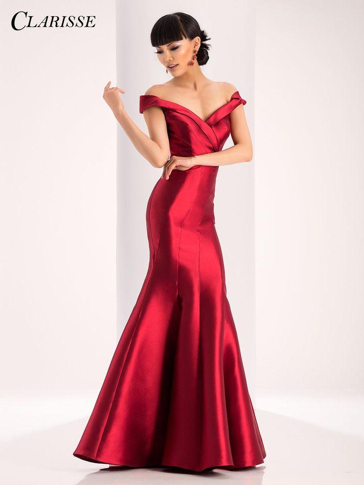 Red long dress cheap 24
