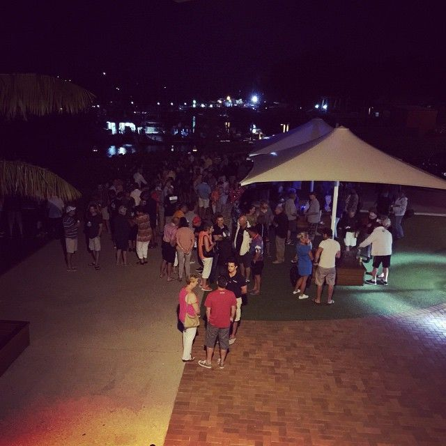 Abell Point Marina Sizzling Sundowners #stayplayexplore