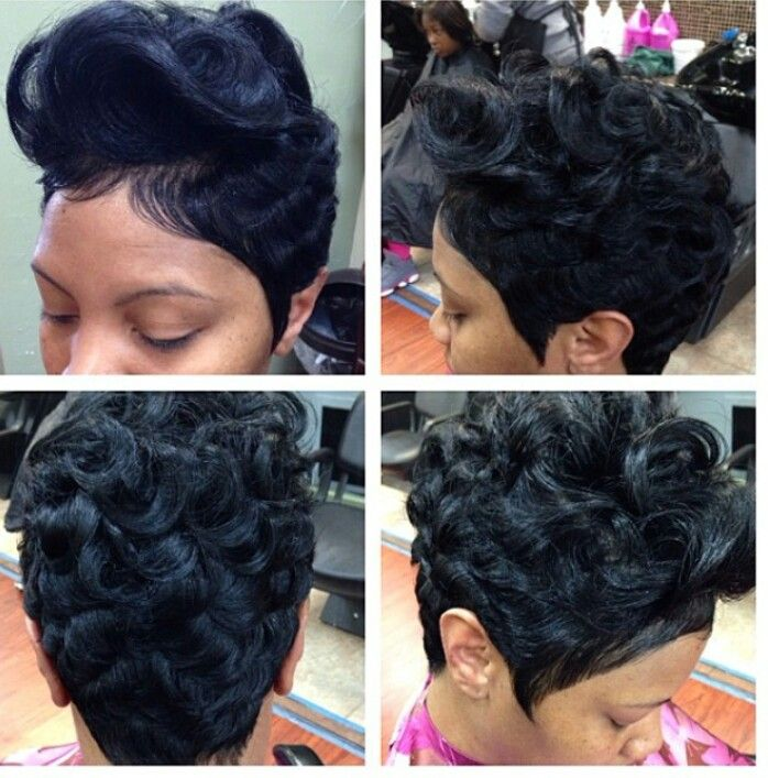 1000+ images about African American hair styles on ...