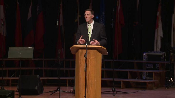 Watch President John S. Pistole share his #myAUstory with students, faculty, and staff during last week's chapel. https://vimeo.com/121696347