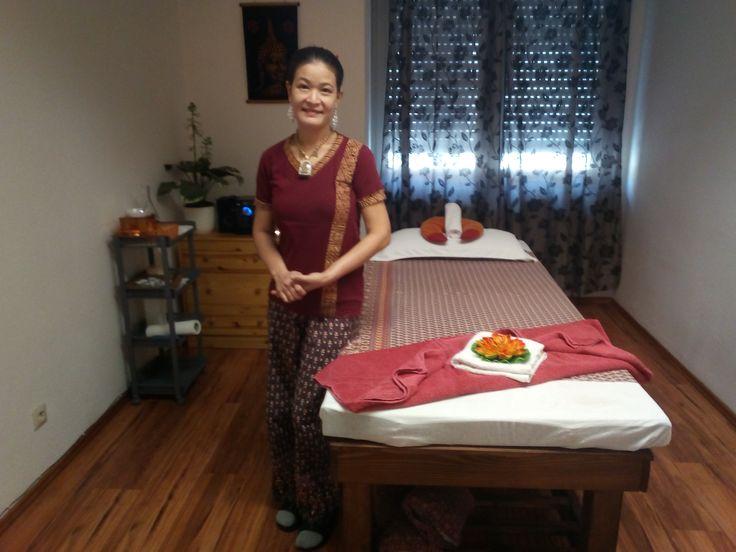 Thai Massage Stuttgart für Sie, Ihn und Partner.   Massage
