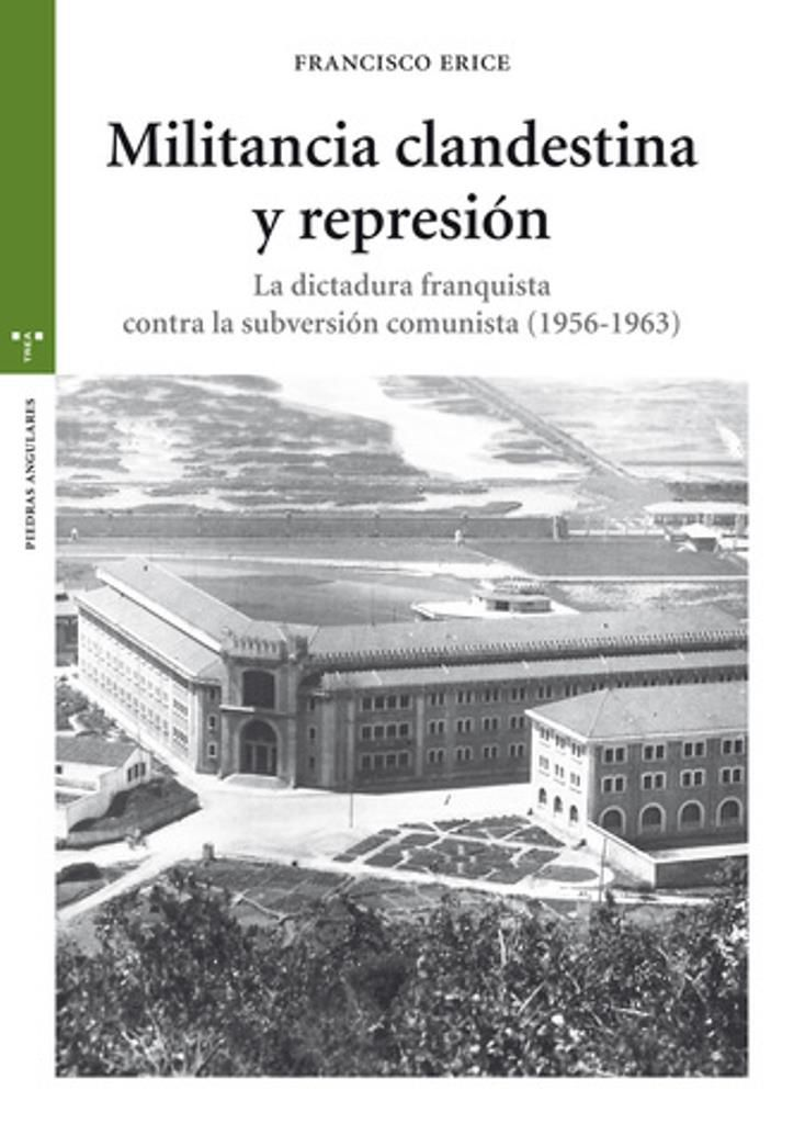 En las últimas décadas, la historiografía española ha abordado en profundidad los distintos aspectos de la represión franquista durante la guerra y la inmediata posguerra, pero no así  la ejercida por el régimen en otras etapas de su desarrollo. Este libro pretende, acercarnos a la represión ejercida contra la disidencia política, particularmente la comunista, en el período (1956-1963). Haz clic en la imagen para ir al catálogo.