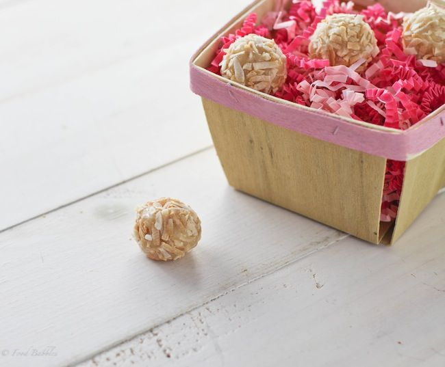 ... Coconut Brigadeiros - FoodBabbles.com #candy #coconut @KDBabbles