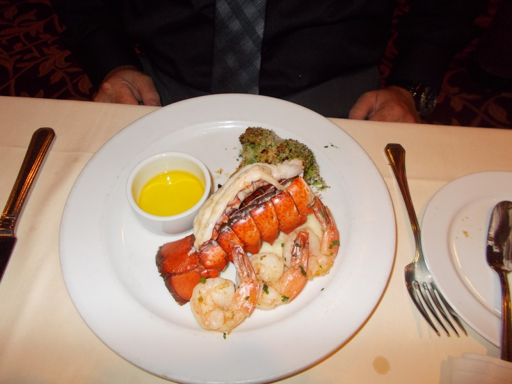 Lobster Tail Carbs | Lobster House