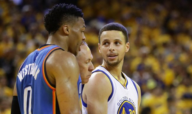 Check Out Steph Curry?s Staggering Stats After Russell Westbrook Laughed At His Defense