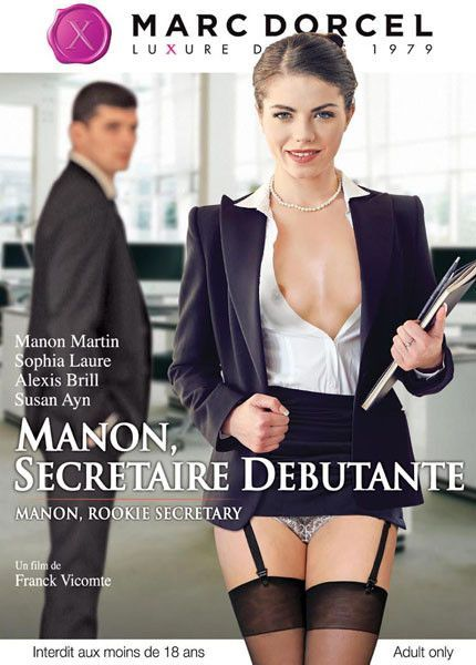 Marc Dorcel – Manon Secretaire Debutante 2015