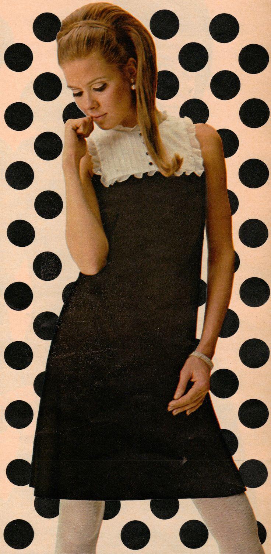26 besten impressionen vintage mode bilder auf pinterest vintage kleider vintage mode und. Black Bedroom Furniture Sets. Home Design Ideas