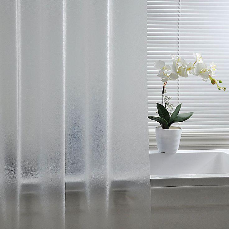 Photo Album Gallery Cross Shower Curtain Set