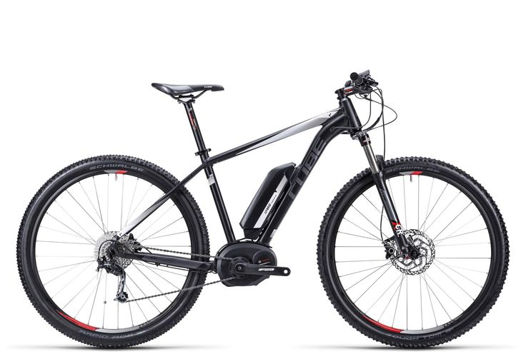 Cube Reaction Hybrid HPA Pro 29 black´n´grey´n´white   E-Bike Hardtail günstig kaufen