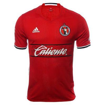 nouveau Maillots de foot Club Tijuana pas cher Domicile 2016-17