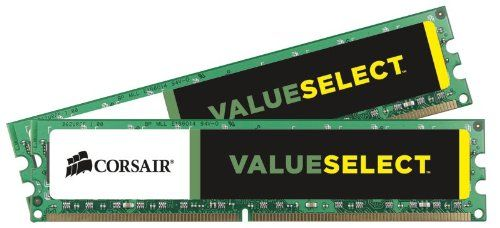 Corsair 4GB (2x2GB) DDR3 1333 MHz (PC3 10666) Desktop Memory (CMV4GX3M2A1333C9). 4gb (2 X 2gb) Ddr3 Memory Kit. 100% Guaranteed compatibility with all Intel Tylersburg platforms. 4GB Registered DDR3 1333MHz DIMM Memory Kit for Intel Tylersburg platform and Nehalem processors. All modules use JEDEC-compliant six-layer, impedance-controlled printed circuit boards, with 30 micro-inches of selectively plated gold ensuring a proper interface with the DIMM socket.
