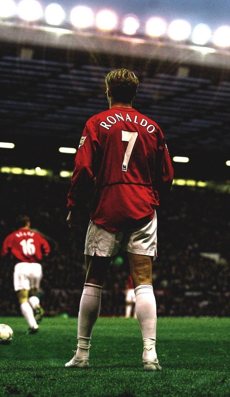 Cristiano Ronaldo in Manchester United  0c4bf7e24bebd