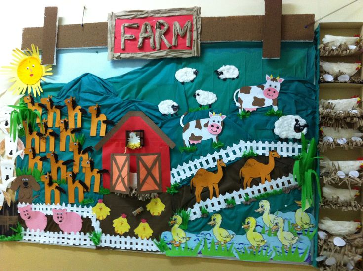 Farm Bulletin Board
