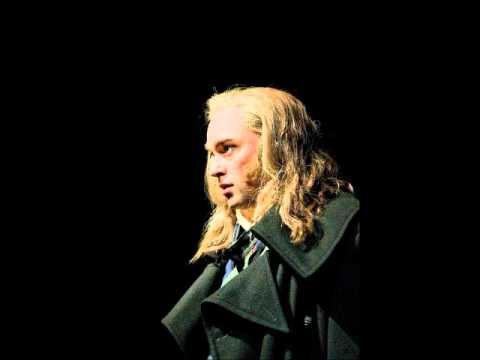 (video) Hadley's last night as Javert.  Singing Javerts Suicide. 16th June 2012, Les Miserables. Including David Shannon as Jean Valjean