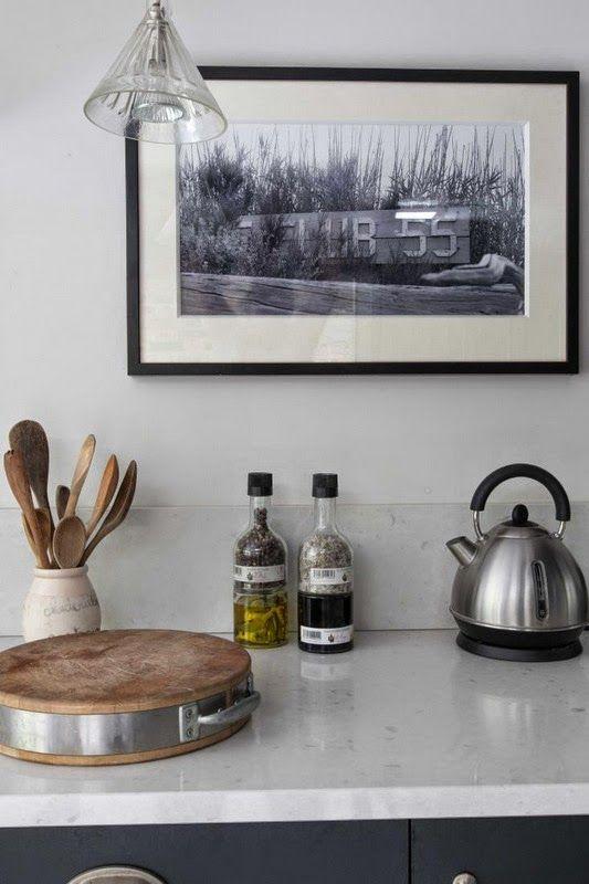 ¿Os atrevéis con una mesa amarilla en la cocina? | Etxekodeco