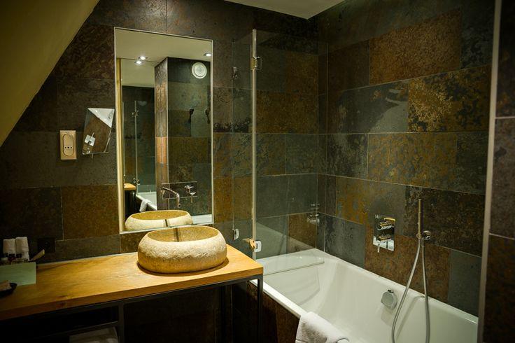 75 best salle de bain images on Pinterest Bathroom, Bathrooms and