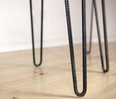 Ber ideen zu tischbeine auf pinterest tischbeine for Design stuhl draht