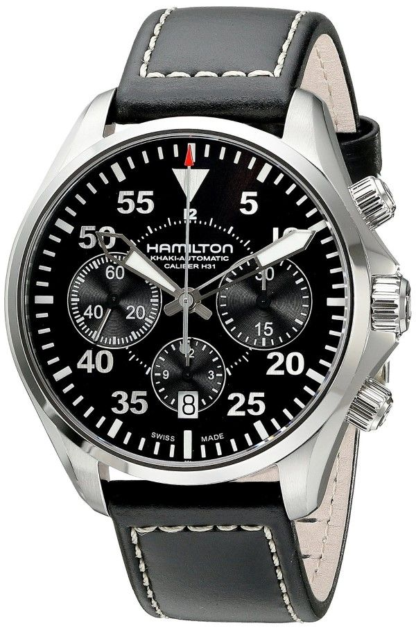 17 best images about men watches skeleton watches men watches men top watches hamilton men s h64666735 khaki aviation stainless steel automatic watch