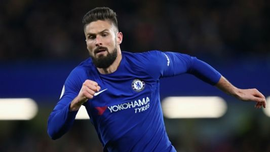 Chelsea team news: Giroud gets the nod up front against Crystal Palace