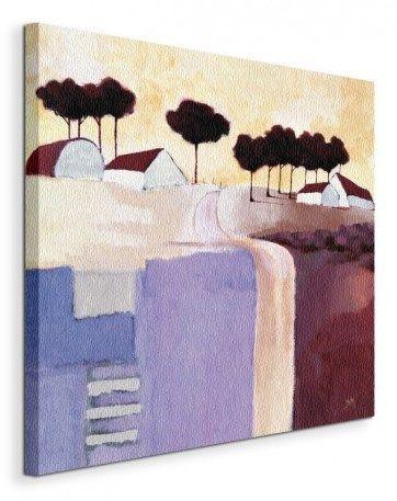 The Red Barn - Obraz na płótnie