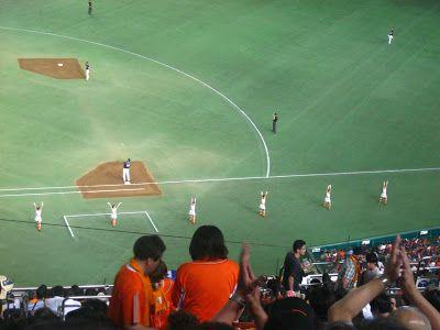 Japan Travel Tips - Kappabashi Dori & Japanese Baseball (Yomiuri Giants vs. Dragons)