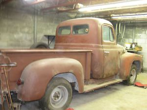 International Half Ton Truck 1950