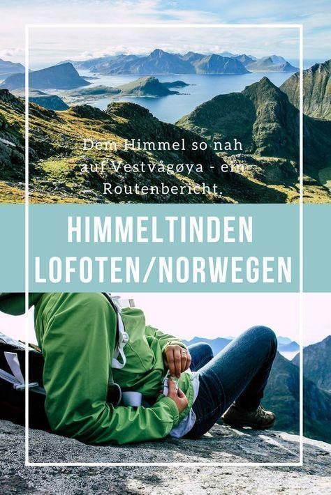 Wandern auf den Lofoten: Tourenbericht Himmeltinden