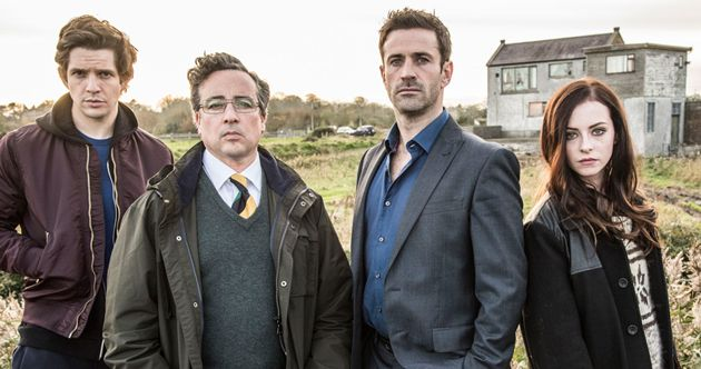 The Clean Break TV series is a gem of a crime drama we found on AcornTV. It's a mini-series with suspense, scenery, solid acting and a good plot.