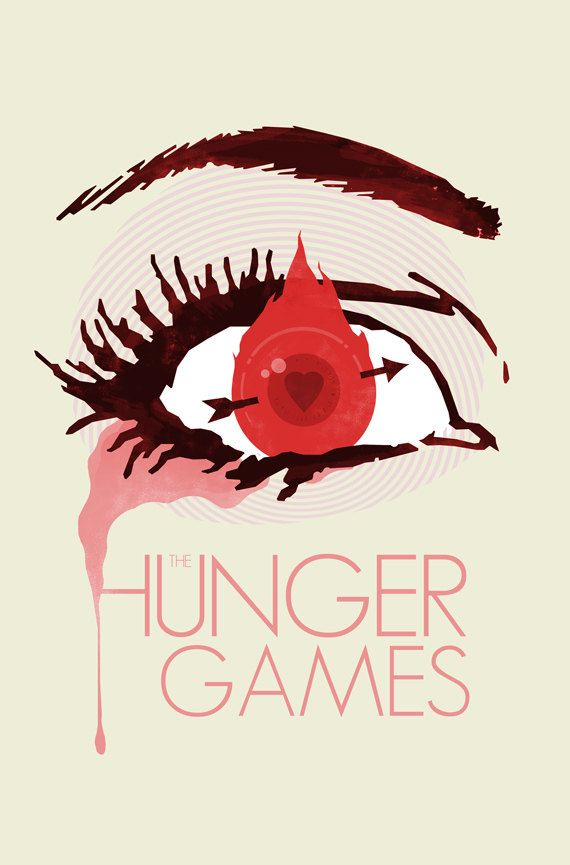The Hunger Games by Michael Rogers