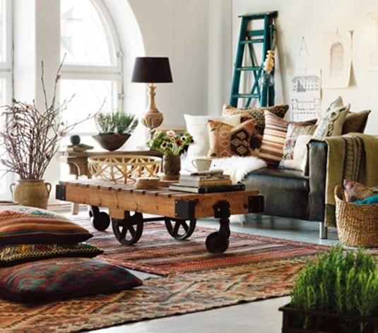 Hot item: het Perzisch tapijt! - Pinta