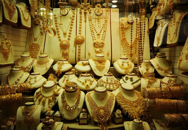 the gold from the souqs #dubai
