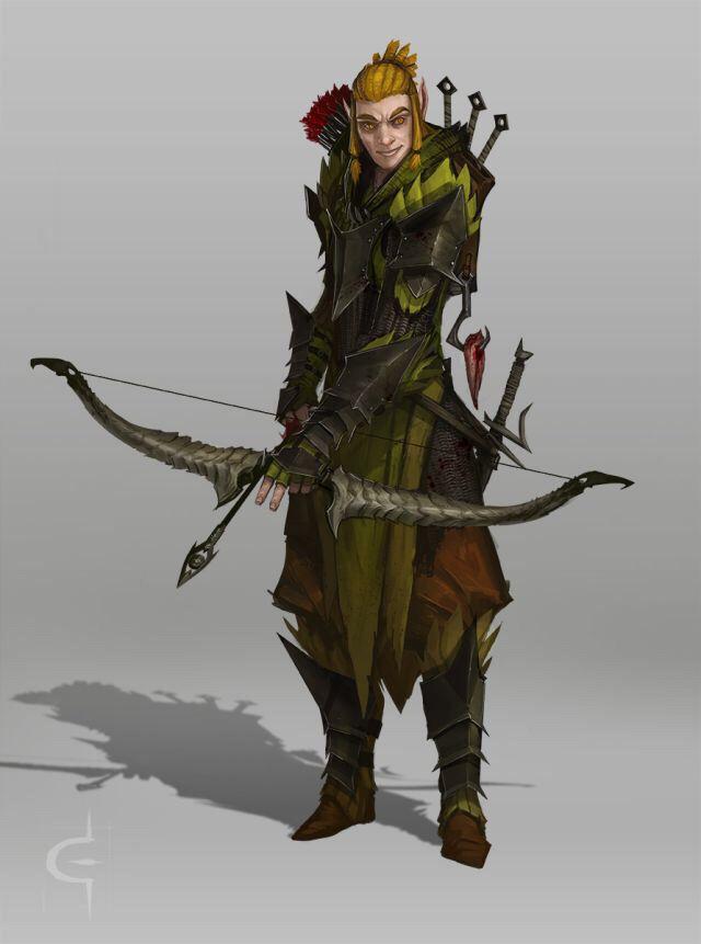 Elf ranger