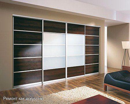 Как сделать встроенный шкаф  Шкаф в стене – идеальное решение для экономии…