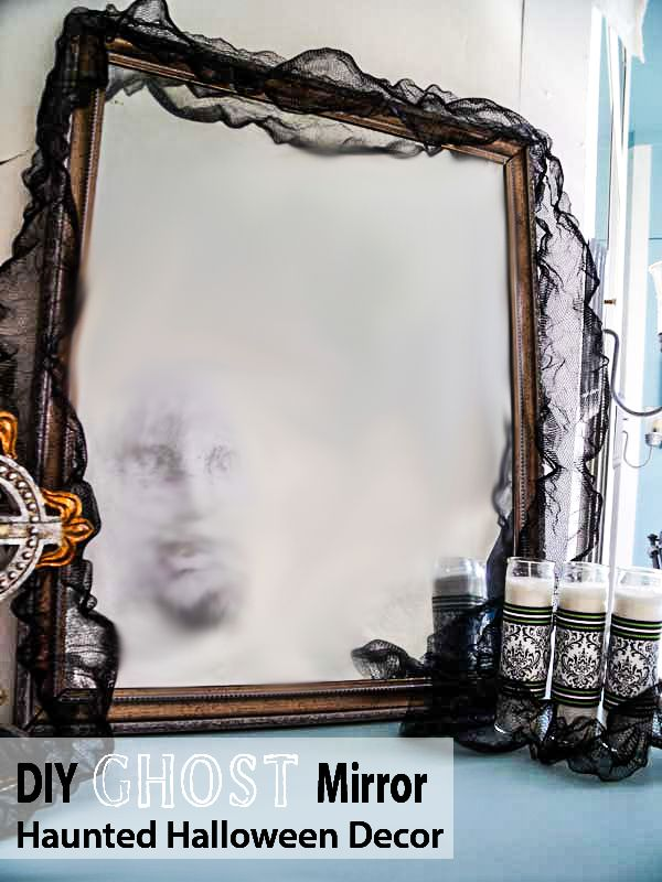17 best images about halloween ideas including m ms crafts for Glass and mirror craft