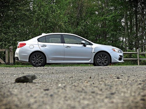 2015 Subaru WRX 5 by Mind Over Motor, via Flickr