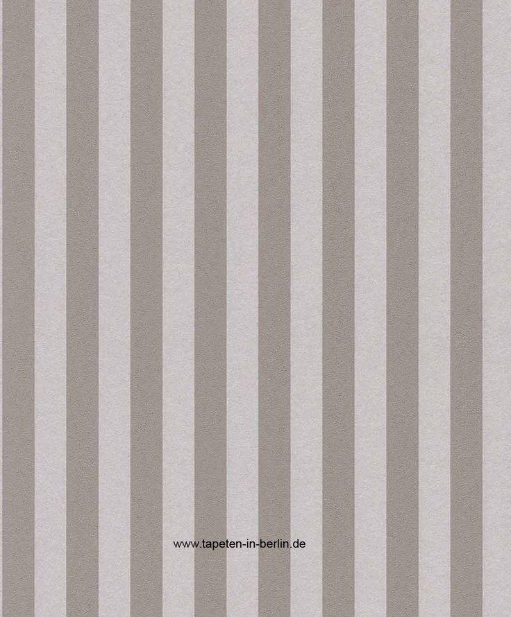 Tapeten Gelb Wei? Gestreift : Streifentapeten Rasch Textil – Tapeten mit breiten u. schmalen