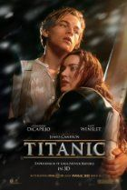 Titanic, April 6th. Not at all happy about the post-conversion to 3-D, but love this movie