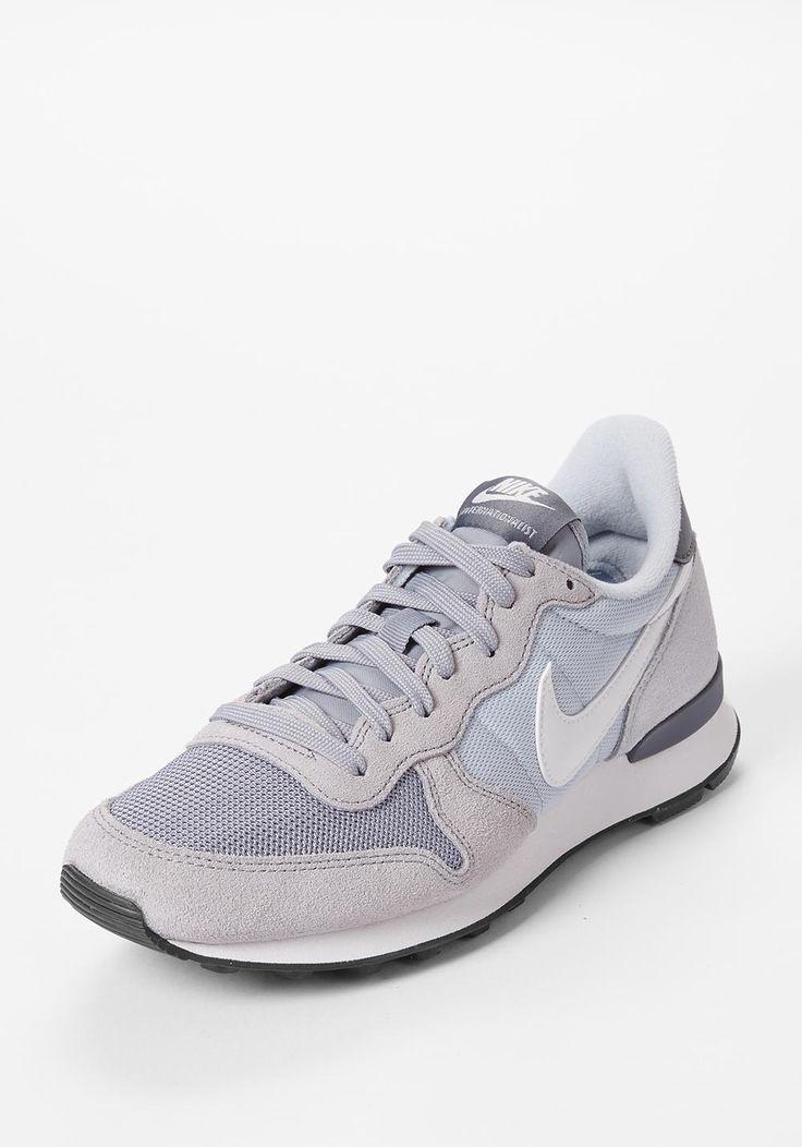 huge discount be07b 03580 ... Womens Internationalist Dove Grey Nike Internationalist ...