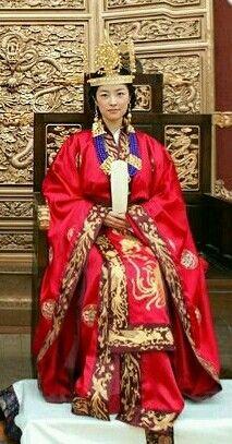Queen of Baekje