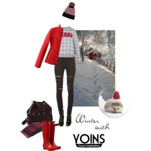 Winter with YOINS