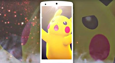 Japan - It's A Wonderful Rife: New Pokémon Mobile Game Announced