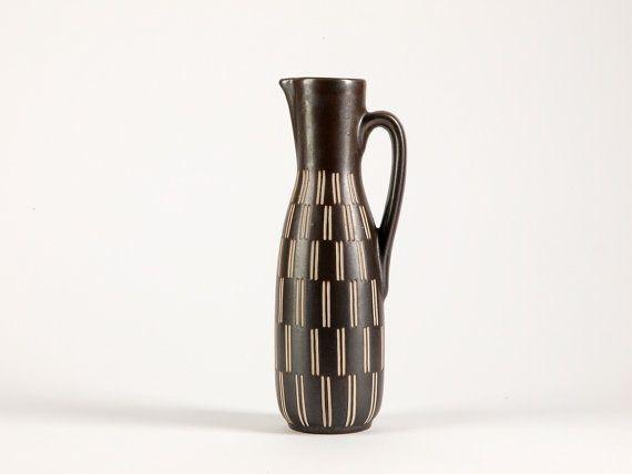 PIESCHE & REIF VINTAGE Studio Ceramic Handled by BetterLookBack